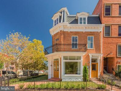 Washington Single Family Home Under Contract: 1527 12th Street NW #PH4