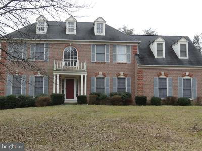 Glenn Dale Single Family Home Under Contract: 10603 Forestgate Place