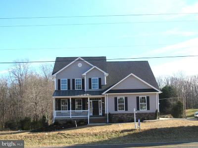 Mechanicsville Single Family Home For Sale: 41302 New Market Turner Road