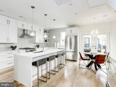 Washington Townhouse For Sale: 20 Channing Street NW #1