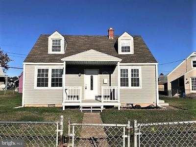 Baltimore Single Family Home Under Contract: 8100 Murray Point Road