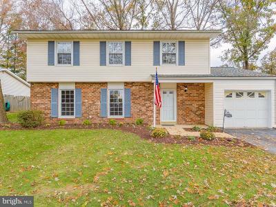 Crofton Single Family Home For Sale: 2056 Tilghman Drive