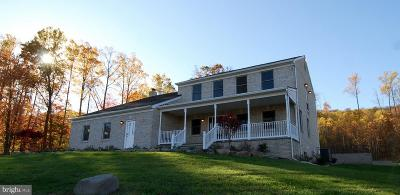 Myersville Single Family Home For Sale: 11320 Pleasant Walk Road