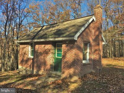 Mercersburg Single Family Home For Sale: 14820 Timber Lane