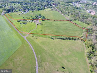 Buckingham Residential Lots & Land For Sale: 4332 Township Line Road
