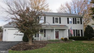Poolesville Single Family Home For Sale: 19917 Westerly Avenue