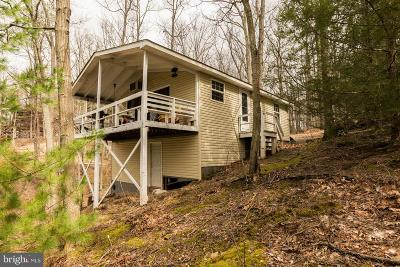 Hedgesville Single Family Home For Sale: 36 Ichabod Hollow Road