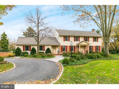 Moorestown Single Family Home For Sale: 5 Broadacres Court