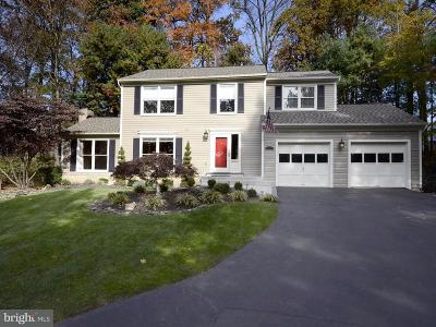 Brookeville Single Family Home For Sale: 18405 Shady View Lane
