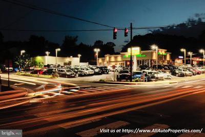 Fairfax Commercial For Sale: 9909 Main Street