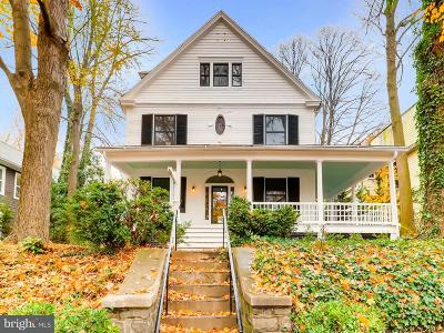 Single Family Home For Sale: 5105 Roland Avenue
