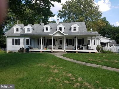 Laurel Single Family Home For Sale: 231 Patuxent Road