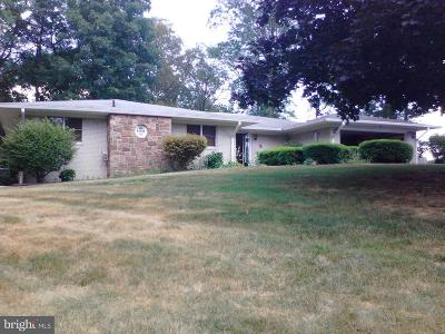 Mount Airy Single Family Home For Sale: 6623 Jacks Court