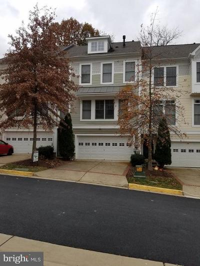 Occoquan Townhouse For Sale: 89 Heron Lane