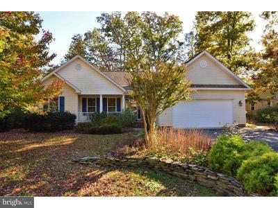 Lewes Single Family Home For Sale: 33028 Nassau Loop