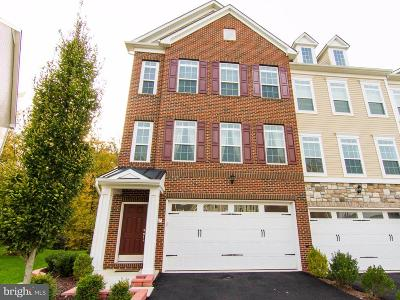 Upper Marlboro Townhouse For Sale: 9507 Westerdale Drive