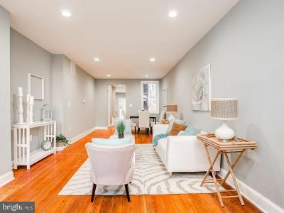 Baltimore Townhouse For Sale: 324 Wolfe Street S