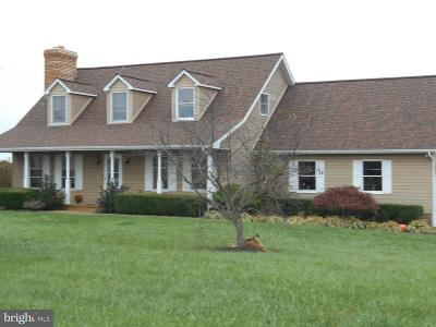 Westminster Single Family Home For Sale: 1133 Klee Mill Road
