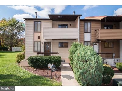 Cherry Hill Townhouse For Sale: 50 Mara Court