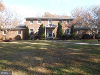 Hughesville Single Family Home For Sale: 6960 Wood Glen Drive