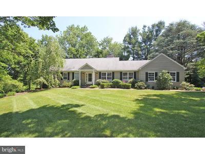 Berwyn Single Family Home For Sale: 859 Farragut Road