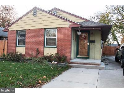 Gloucester City Single Family Home For Sale: 19 Cornell Avenue