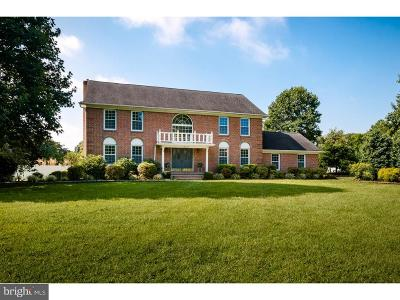 Robbinsville Single Family Home For Sale: 504 Perrineville Road