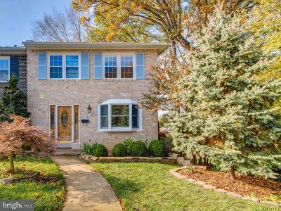 Annandale Townhouse Active Under Contract: 4708 Exeter Street