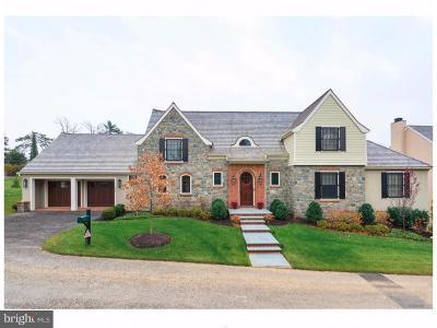 Villanova Single Family Home For Sale: 505 Thistlegreen Court
