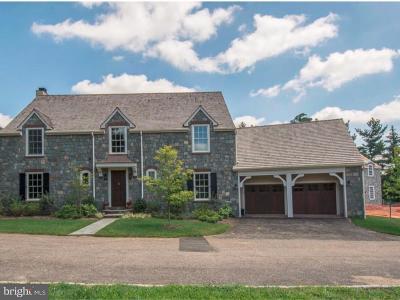 Villanova PA Single Family Home For Sale: $1,450,000