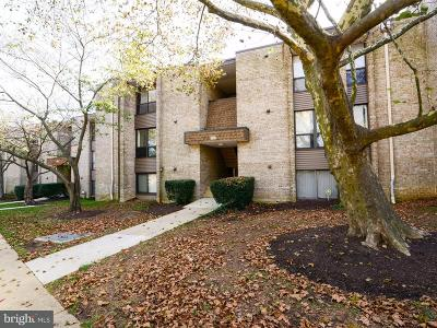 Temple Hills Townhouse Active Under Contract: 3321 Huntley Square Drive #T