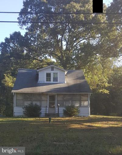 Lusby Single Family Home For Sale: 436 Sollers Wharf Road