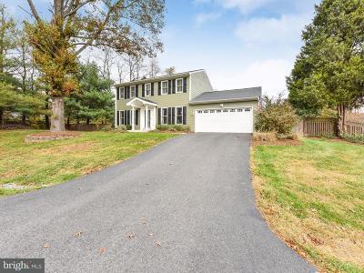 Herndon Single Family Home For Sale: 2600 Seskey Glen Court