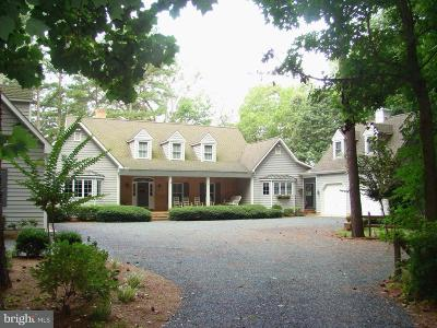 Easton Single Family Home For Sale: 9590 Gulleys Cove Lane
