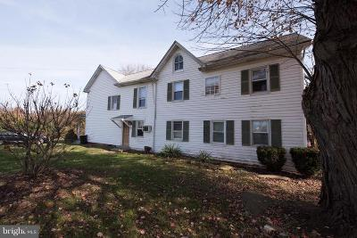 Randallstown Single Family Home For Sale: 10301 Marriottsville Road