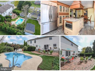 Walkersville Single Family Home For Sale: 201 W W. Cramer Avenue