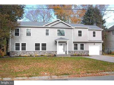 Plainsboro Single Family Home For Sale: 12 Jeffers Road