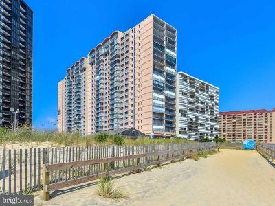 Ocean City Single Family Home For Sale: 11000 Coastal Highway #1611