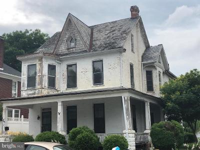 Waynesboro Single Family Home For Sale: 109 Garfield Street