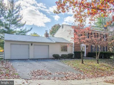 Potomac Single Family Home For Sale: 1 Grovepoint Court