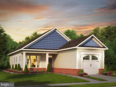 Bridgeville Single Family Home For Sale: Canvasback