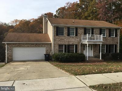 Fort Washington MD Single Family Home For Sale: $430,000
