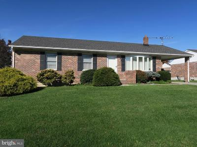 Bel Air Single Family Home Under Contract: 1702 Berdan Court
