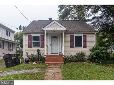 Horsham Single Family Home For Sale: 458 Blair Mill Road