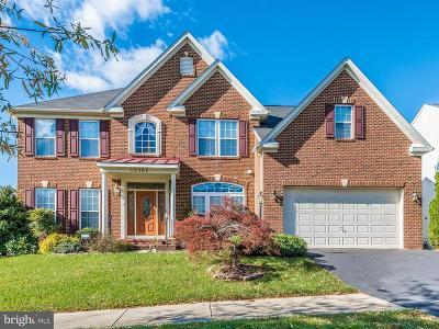 Clarksburg Single Family Home For Sale: 12307 Houser Drive