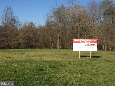 La Plata MD Residential Lots & Land For Sale: $89,900