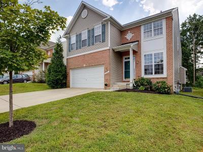 Laurel Single Family Home Active Under Contract: 9607 Mason Lane