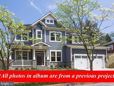 Arlington Single Family Home For Sale: 6255 Williamsburg Boulevard