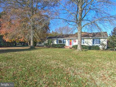 Trappe Single Family Home For Sale: 29998 Beaver Dam Road
