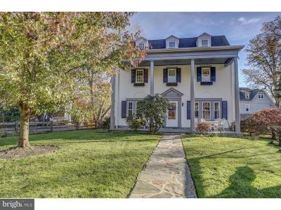 Bala Cynwyd Single Family Home For Sale: 68 W Lodges Lane